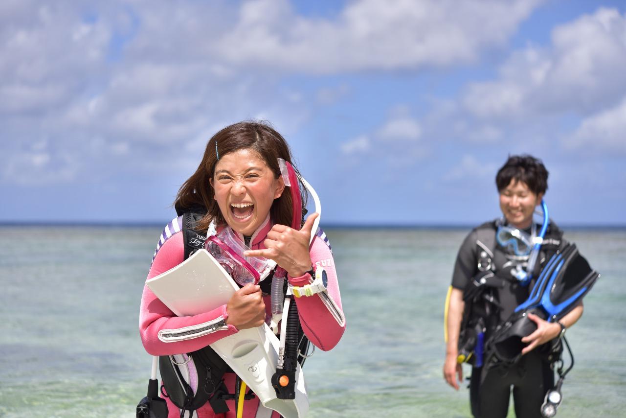 学生ダイビングサークルZOEA